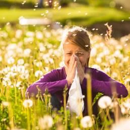 تاثیر طب سوزنی بر آلرژی Allergy