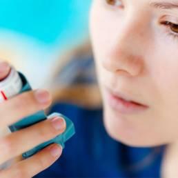 تاثیر طب سوزنی بر آسم Asthma