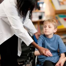 اثر طب سوزنی بر فلج مغزی Cerebral palsy