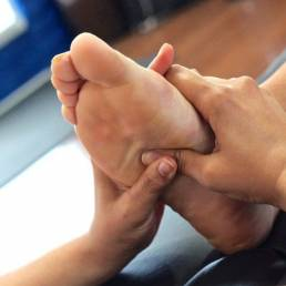 درمان درد پای دیابتی با طب سوزنی Diabetic footpain
