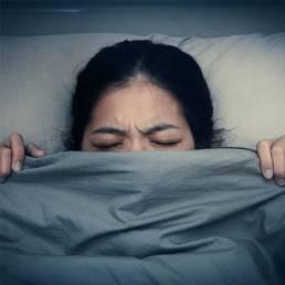 تاثیر طب سوزنی بر کابوس شبانه Nightmare