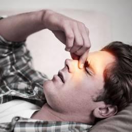 Sinusitis تاثیر طب سوزنی بر سینوزیت