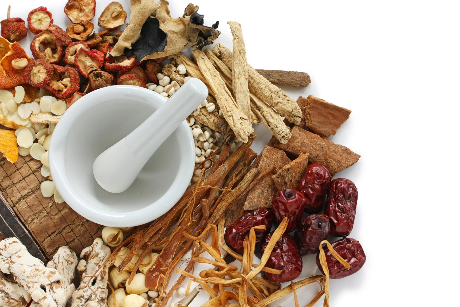 مزاج شناسی در طب سنتی چینی