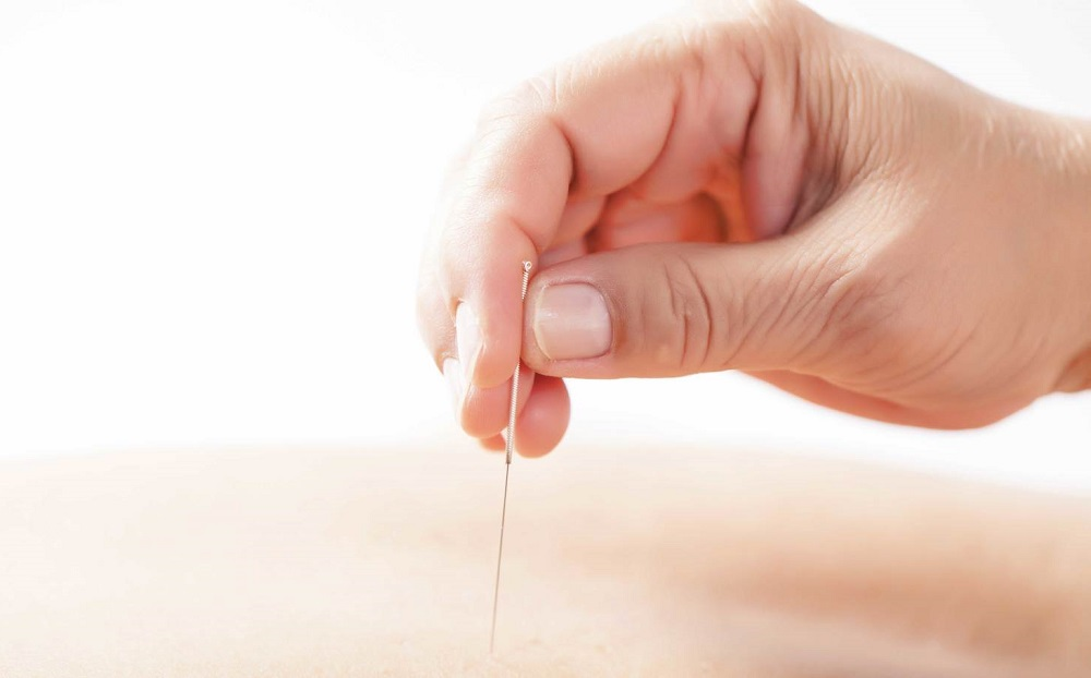 Acupuncture for vaginal infection