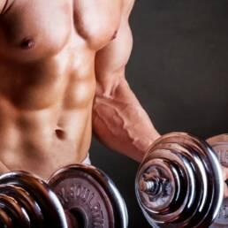 گرفتگی عضلات بازو