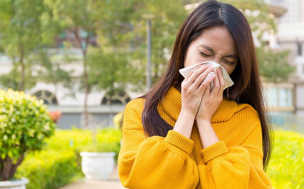 آلرژی فصلی و راههای پیشگیری و درمان آن