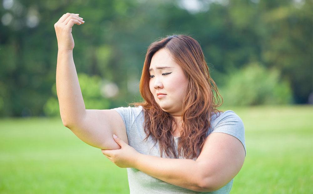 لاغری بازو با طب سوزنی، روشی مؤثر و همیشگی