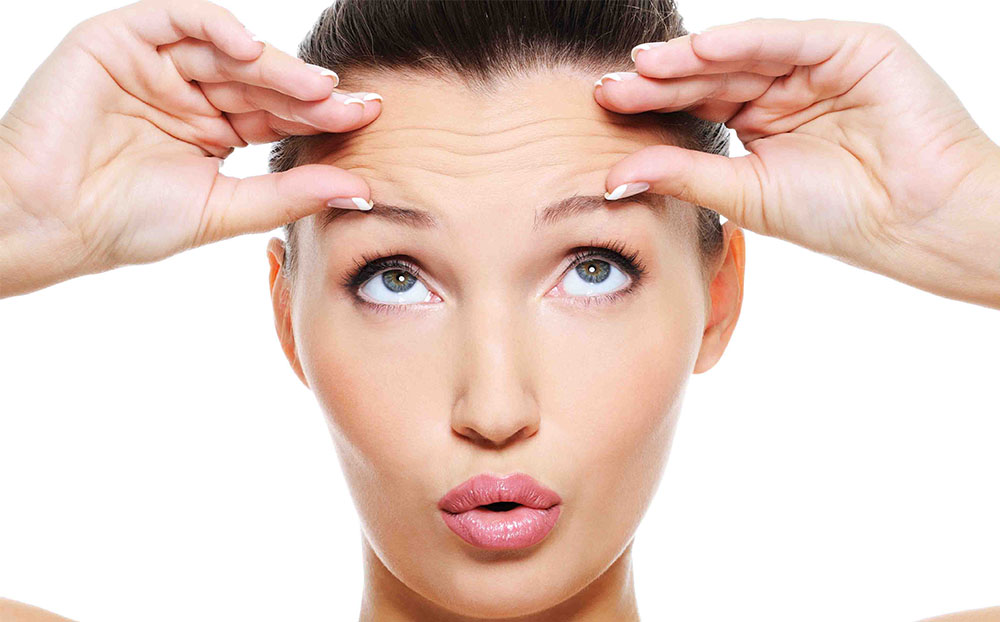 Facial Acupuncture for Wrinkles