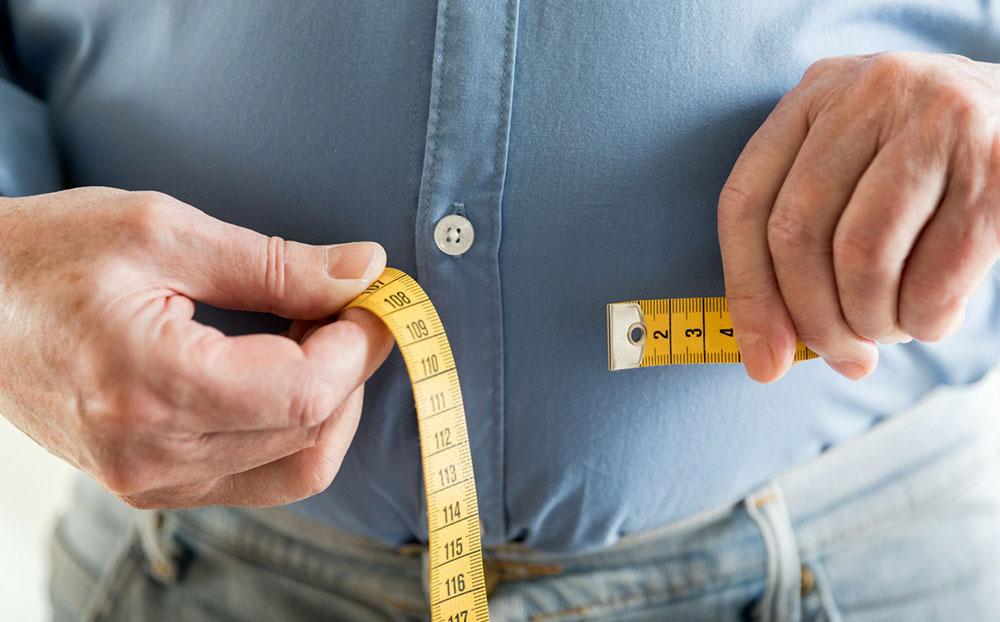شکم افتاده را چگونه کوچک کنیم؟