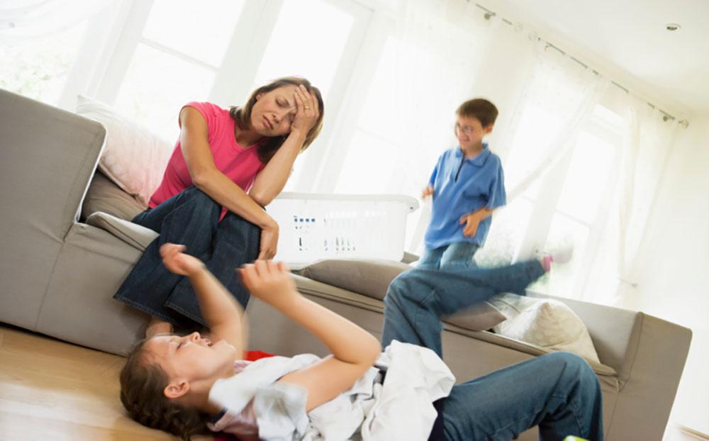 درمان بیش فعالی در کودکان با طب سوزنی